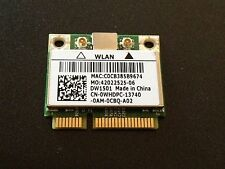 NEW Dell Studio 1457 1458 1557 1558 1747 1749 Wifi Wireless Card WHDPC 0WHDPC