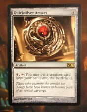 Quicksilver Amulet Japanese M12 MTG Modern  NM