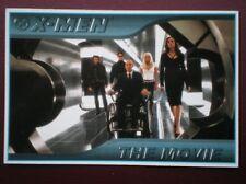 POSTCARD B12 ADVERT X-MEN - THE MOVIE FILM POSTER