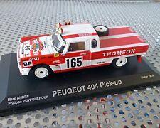 Peugeot 404 Pick-Up, Paris-Dakar, 1:43, NOREV