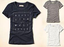 Hollister Damen-T-Shirts mit Motiv