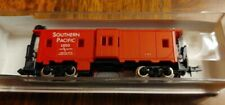 Model Power N scale Bay window Caboose Southern Pacific 1655