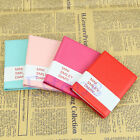 1Pc Mini Memo Charming Cute Smile Diary Notebook Portable Smiley Paper Note Book