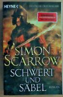 Schwert und Säbel von Simon Scarrow