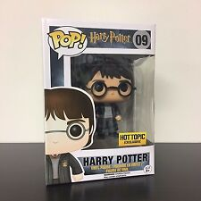 Funko POP Harry Potter with Gryffindor Sword Vinyl Figure - Hot Topic Exclusive