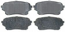ACDelco 17D1105C Front Ceramic Brake Pads