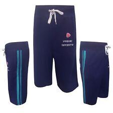 Prime MMA Pro Boxing PC Shorts Bottoms Mens Sports UFC Gym Pants Kick Blue Short
