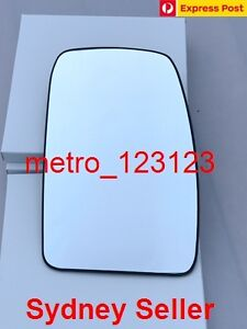 RIGHT DRIVER SIDE UPPER MIRROR GLASS RENAULT MASTER X62 2011 Onward