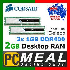 2GB PC3200 DDR-400 Computer Memory