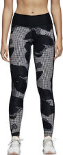 adidas Believe This High Rise Womens Long Training Tights - Black