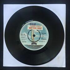 "HOT CHOCOLATE Brother Louie FACTORY SAMPLE RAK 1973 UK Press 7"" 45 VINYL EX"