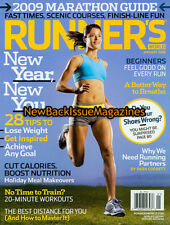 Runner's World 1/09,Frances Santin,January 2009,NEW