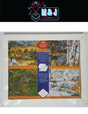 1992 3d jigsaw puzzle - The Nature Collection (Aussie Seller