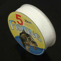 1PC Useful 5M PVA Mesh Refill Carp Fishing Stocking Rig Bait Bag 25/37/44mm