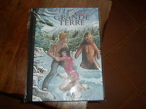 La Grande terre ( Etre Libre )TT n. et s. Marc Bourgne+ CD Neuf  CINÉ FLASH