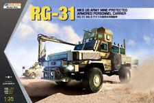 Kinetic 1/35 RG-31 MK5 US Army mina protegida blindado personal portador # 61015