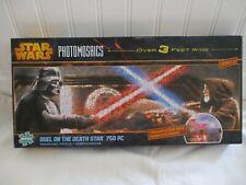 NEW Star Wars Photomosaics Duel on the Death Star Jigsaw Puzzle Darth Vader 750