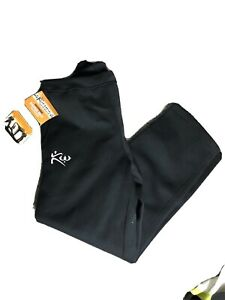 Kutting Weight Sauna Suit Weight Loss Black Exercise Pants Size Small
