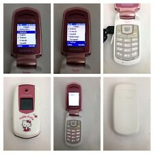 CELLULARE SAMSUNG SGH E2210B HELLO KITTY GSM SIM FREE DEBLOQUE UNLOCKED