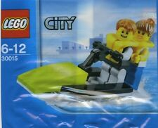 LEGO City #30015 - Jetski + 2 Figurines / Minifigures - Collector 2011 - NEW