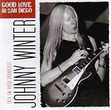 Winter, Johnny - Good Love in San Diego CD NEU OVP