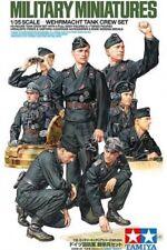Tamiya 1/35 Wehrmacht Tank Crew Set # 35354