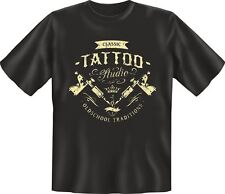 FUN T-SHIRT Geburtstag Freiheit Party Tattoo schwarz  Gr. S M L XL XXL  NEU 1788