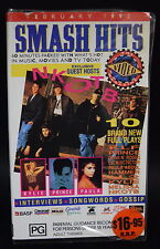 SMASH HITS VHS Issue 3 Feb '92 Prince Kylie Minogue GnR Hammer Paula Abdul VIDEO