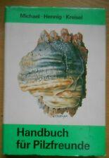 Michael Hennig Kreisel Handbuch für Pilzfreunde VI (6) Großpilze Gesamtregister