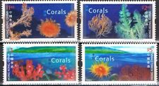 Joint Issue 2002 Hong Kong 1036-1039 koralen - corals cat waarde € 7,80