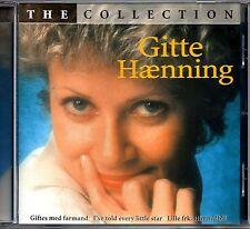 Gitte Haenning - the collection - dänisches 12 Track CD Album