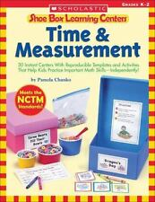 Shoe Box Learning Centers: Shoe Box Learning Centers: Time and Measurement :...