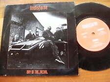 LINDISFARNE>1993<DAY OF THE JACKAL>45RPM vinyl 7in SINGLE record JUKEBOX