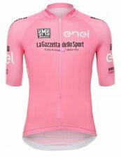 Maglia Rosa Ciclismo SANTINI Giro d'Italia '16. NUOVE Taglie M - L