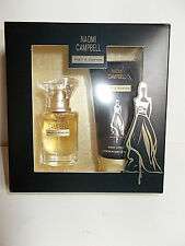 NAOMI CAMPBELL Pret A Porter Geschenkpackung Set  EdT-Spray & Body Lotion OVP