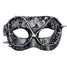Steampunk Masquerade Eye Mask Leonard Fancy Dress Venetian Costume Ball Gears