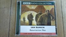 IAN RANKIN - RESURRECTION MEN cd (2 discs) - BBC Radio 4 Drama - Discs are Mint
