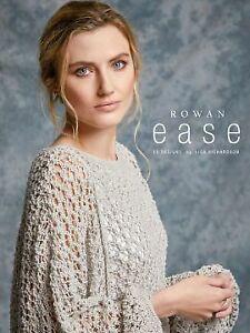 ROWAN - Magazin - EASE - Damenmode - Strickanleitung  ZB298
