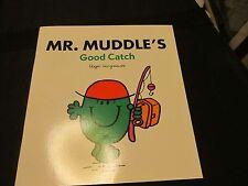 Large Size Mister Men Book MR MUDDLE'S Good Catch