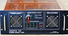 NEW POWER SUPPLY FOR AMEK BIG RECORDING CONSOLE, 12 AMPS AUDIO, 10 AMPS LOGIC