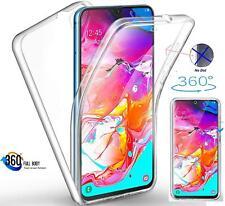 Para Huawei Y5P Y6P P40 Pro Ligero 5G P Inteligente 2021 Claro Frente Completa