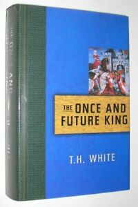 The Once and Future King by Terence Hanbury White Book The Fast Free Shipping