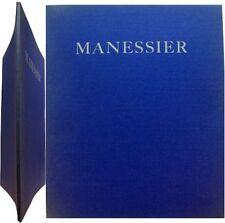 Alfred Manessier 1955-1956 la Hollande galerie France Ell de Wilde peinture num.