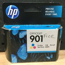 HP 901 OFFICEJET TRI - COLOR CC656AA - NEW