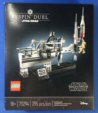 Lego Star Wars 75294 Bespin Duel Target Exclusive