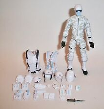 Marauder Task Force White Camo Arctic-Ops action figure loose