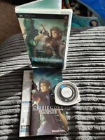Final Fantasy VII Crisis Core - Playstation PSP Game - Boxed - FAST & FREE P&P!