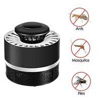 Anti Moustique Piège à LED USB Répulsif Insecte Volants été piqûres Lampe FR