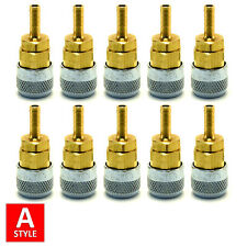 """Foster 210-3603 1/4"""" Hose Barb Stem A Style ARO Air Hose Fittings Quick Coupler"""