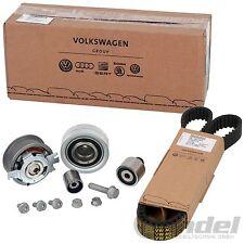 ORIGINAL VW AUDI ZAHNRIEMEN-SATZ 1.6 2.0 TDI CR GOLF PASSAT TOURAN T5 A3 A4 A6